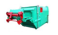 Gradeall - Model GPC P9 - 9 Cubic Meter Pendilium Type portable Compactor