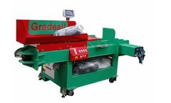 Gradeall - Wiper Type Clothes Baler