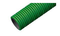 Polieco - Model Polidren - Twin Layer Drainage Pipe
