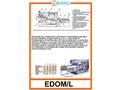 Edom - Model L - Belt Presses - Brochure