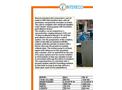 Manual Polyelectrolite Preparation Unit - Brochure