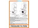 Pressure Filters - Brochure