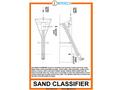 Sand Classifier Brochure