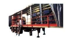 Intereco - Leachate Mobile Unit