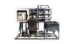 Intereco - Milk Concentration for Reverse Osmosis and Ultrafiltration