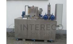 Intereco - Model EM/BSB/BTB/BKB - Manual and Automatic Polyelectrolite Preparation Units