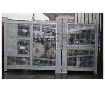 Intereco - Model EDOM and CAB - Belt Presses