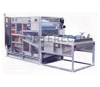 Intereco - Model EDOM/L - Belt Filter Presses
