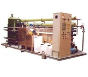Intereco - Potable Water Reverse Osmosis System