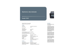 Model CTR29 - Flow Indicator Brochure
