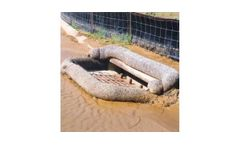 Filtrexx - Inlet Protection for Three-Dimensional Tubular Sediment Control and Stormwater Filtration Device