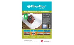 Filter Plus - Nonwoven Geotextile Filter Fabric Brochure