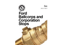 Ford Ballcorps and Corporation Stops Brochure