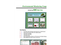 Environmental Monitoring Company, Inc. (EMC) Web View- Brochure