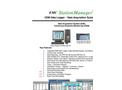 EMC - Model CEM - Data Acquisition System - Brochure