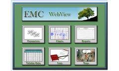 EMC - Web View Software