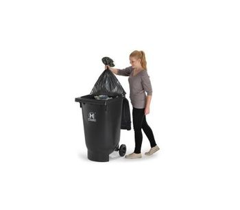 Large waste bins for councils and municipalities and the industry - Waste and Recycling