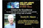 ASLO 2013 Citation for Scientific Excellence to Scott Nixon Video