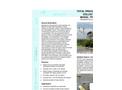 Model TPC-3000 Total Precipitation Collector Brochure