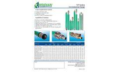 EPG - Model VP Series - Pneumatic Pumps - Brochure