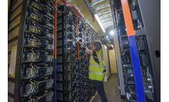 Belgium`s biggest battery park set to open in 2021