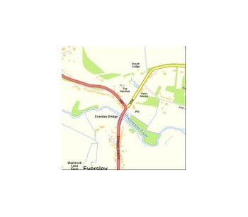 StreetView - Plans Ahead PDF Printed Plan Software
