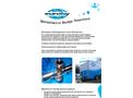 Eurosonics System - Ultrasonic Disintegration of Sludge Brochure (PDF 85 KB)