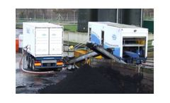 Wastewater treatment and water reuse system for softening applications