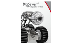 DigiSewer - Model 190 - Inspection System Datasheet