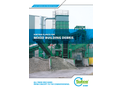Sorting Plant for Construction & Demolition Waste