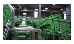 Treatment Plant For Refuse Derived Fuel (RDF)