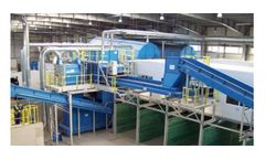 Mechanical Biological Waste Treatment Plant (MBT)