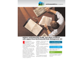 Environmental Data Management Company Profile - Brochure