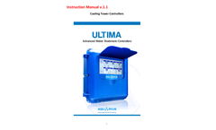 Cooling Tower Controllers - Manual