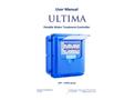 Ultima Potable Water - Manual
