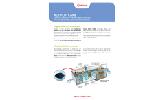 Actiflo Carb - Clarification With Activated Carbon - Datasheet
