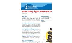 Skinny Dipper Brochure