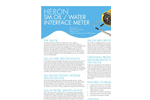 Sm.OIL Mini Oil / Water Interface Meter Brochure