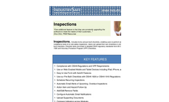 IndustrySafe - Safety Inspections Module - Brochure