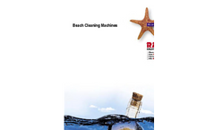 Beach Cleaning Machines Brochure
