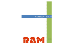 Ram Europe Profile Brochure
