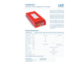 Phaser EVO Electronic Power Supplies - Brochure