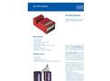 UV LED Systems - Brochure
