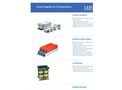 Power Supplies for UV Applications Brochure