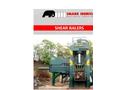 Imabe Iberica - Shears Balers - Brochure