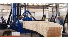 Imabe Iberica - Baling Presses for Textile Materials