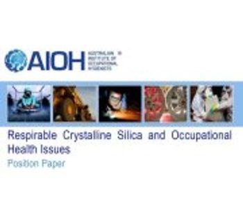 AIOH Position Paper Respirable Coal Dust