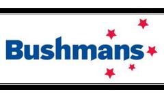 Bushmans - Model ASL22.5 - Aqualine Steel Liner Water Tanks (22,500 Litre)