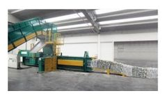 Macpresse - Model MAC/2 Series - Multi-Material Balers for Recyclables