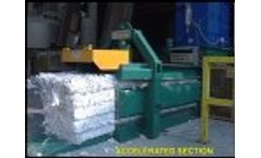 Paper Trims Baling with MAC 102: MOMO Paper Mill, Italy Video